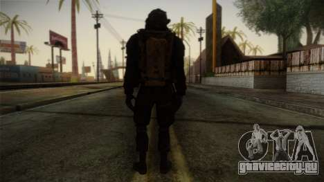 Modern Warfare 2 Skin 2 для GTA San Andreas второй скриншот