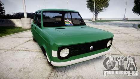 Fiat 128 Berlina для GTA 4