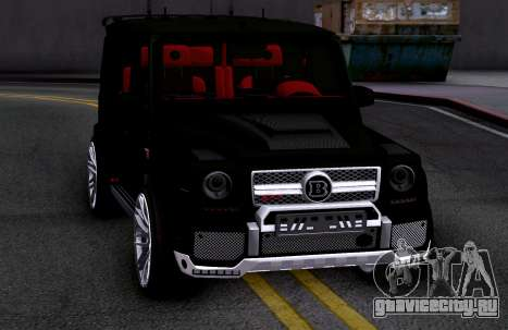 Brabus 700 для GTA San Andreas