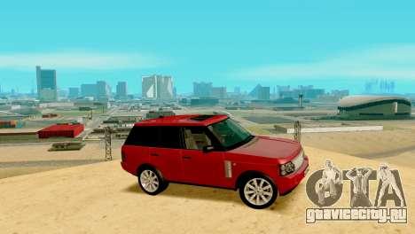 ENB для слабых и средних ПК SA:MP для GTA San Andreas пятый скриншот