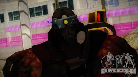 Orion from Prototype 2 для GTA San Andreas третий скриншот