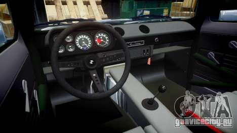 Ford Escort Mk1 Rust Rod v2.0 для GTA 4 вид сзади