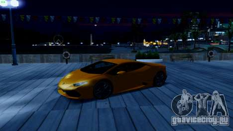 ENB для слабых и средних ПК SA:MP для GTA San Andreas двенадцатый скриншот