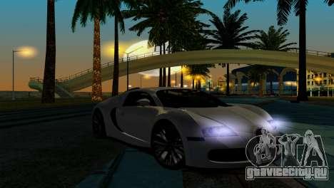 ENB для слабых и средних ПК SA:MP для GTA San Andreas третий скриншот