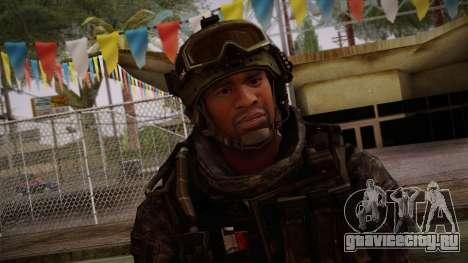 Modern Warfare 2 Skin 6 для GTA San Andreas третий скриншот