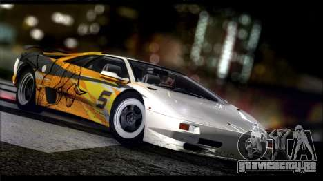 ENB Photorealistic 3.1 Final для слабых ПК для GTA San Andreas третий скриншот