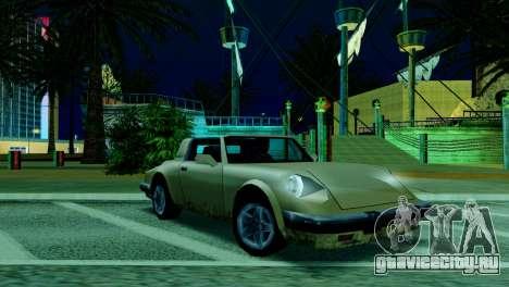 ENB для слабых и средних ПК SA:MP для GTA San Andreas восьмой скриншот
