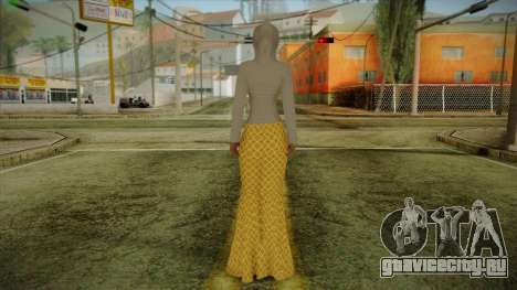 Kebaya Girl Skin v2 для GTA San Andreas второй скриншот