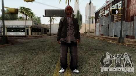 GTA 4 Skin 16 для GTA San Andreas