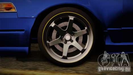 Nissan Cefiro A31 Stock для GTA San Andreas вид сзади слева