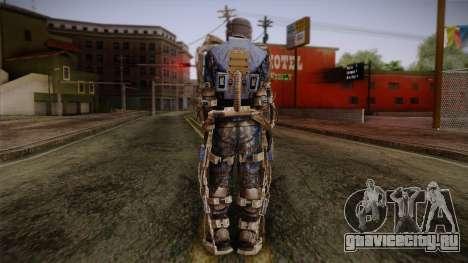 Mercenaries Exoskeleton для GTA San Andreas второй скриншот