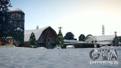 North Yankton IV для GTA 4 третий скриншот