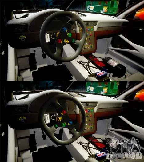 RUF RGT-8 GT3 [RIV] Project CARS для GTA 4 вид сверху