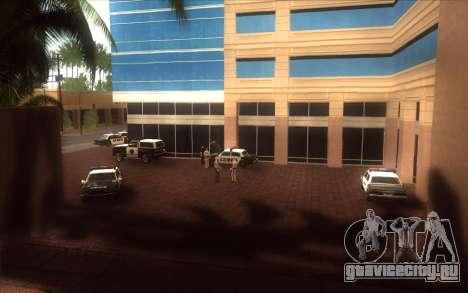Оживление LVPD для GTA San Andreas шестой скриншот