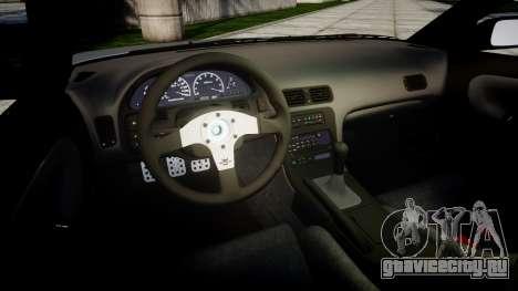 Nissan 240SX SE S13 1993 Sharpie для GTA 4 вид сбоку