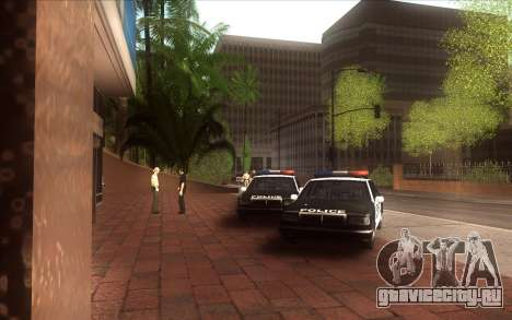 Оживление LVPD для GTA San Andreas