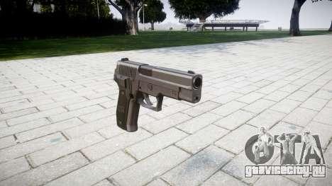 Пистолет SIG-Sauer P226 для GTA 4