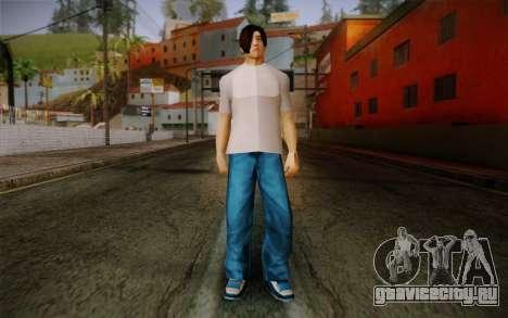 Ginos Ped 4 для GTA San Andreas