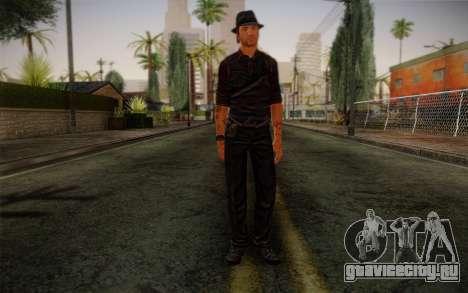 Murdered Soul Suspect Skin 2 для GTA San Andreas