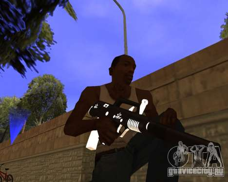 Hitman Weapon Pack v2 для GTA San Andreas второй скриншот