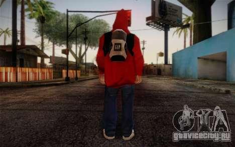 Ginos Ped 6 для GTA San Andreas второй скриншот