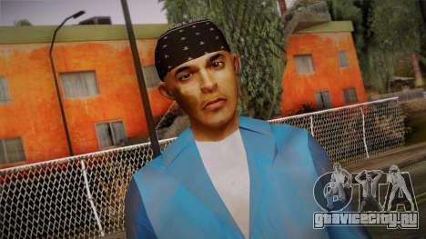 Gedimas Wmymech Skin HD для GTA San Andreas третий скриншот