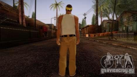 Fresno Buldogs 14 Skin 2 для GTA San Andreas второй скриншот