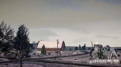 North Yankton IV для GTA 4 пятый скриншот