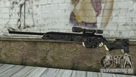 Новая снайперская винтовка для GTA San Andreas