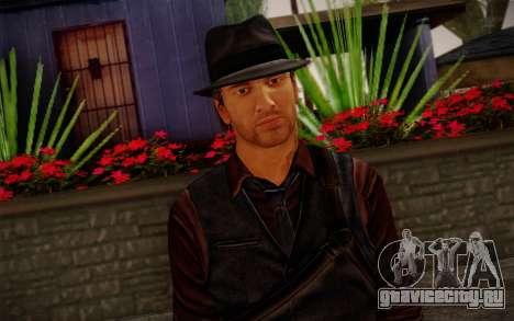 Murdered Soul Suspect Skin 2 для GTA San Andreas третий скриншот