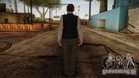GTA 4 Emergency Ped 4 для GTA San Andreas второй скриншот