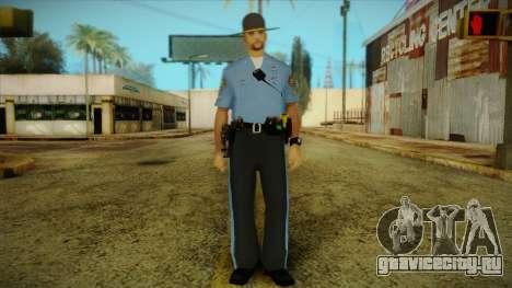 Missouri Highway Patrol Skin 2 для GTA San Andreas