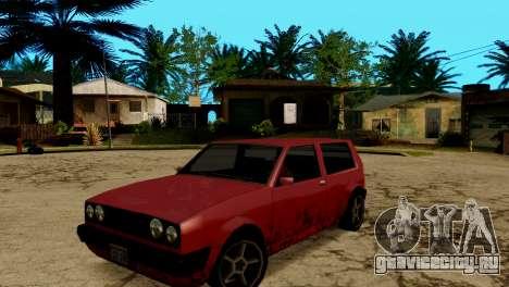 ENB для слабых и средних ПК SA:MP для GTA San Andreas девятый скриншот