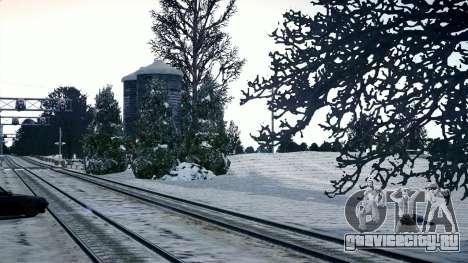 North Yankton IV для GTA 4 второй скриншот