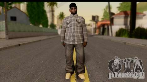 GTA San Andreas Beta Skin 3 для GTA San Andreas