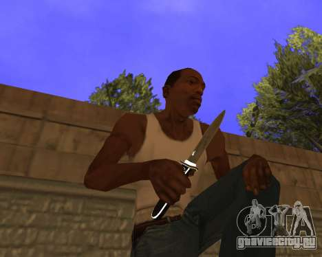 Hitman Weapon Pack v2 для GTA San Andreas третий скриншот