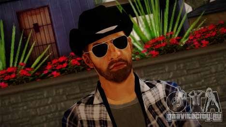 Gedimas Edward Skin HD для GTA San Andreas третий скриншот