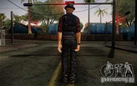 Murdered Soul Suspect Skin 2 для GTA San Andreas второй скриншот