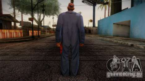 GTA San Andreas Beta Skin 19 для GTA San Andreas второй скриншот