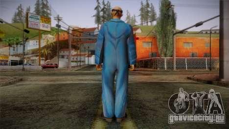 Gedimas Wmymech Skin HD для GTA San Andreas второй скриншот