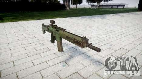 Автоматический карабин Ak5C target для GTA 4