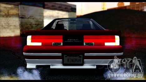 GTA 5 Ruiner Standart для GTA San Andreas вид справа