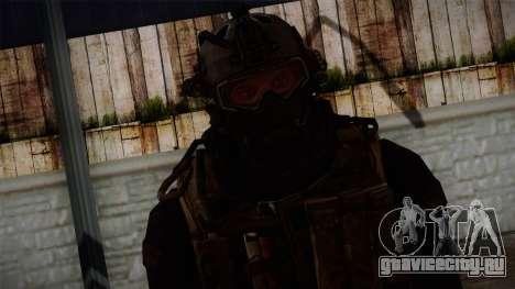 Modern Warfare 2 Skin 2 для GTA San Andreas третий скриншот