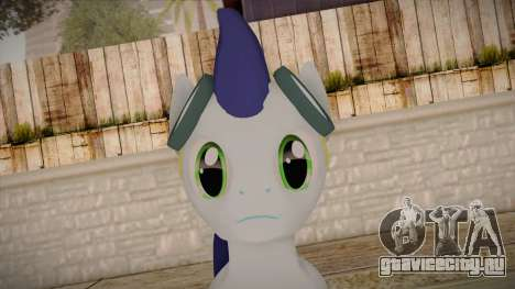 Soarin from My Little Pony для GTA San Andreas третий скриншот