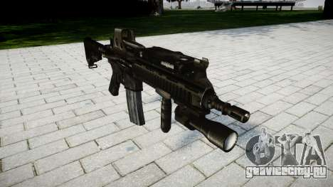 Винтовка HK416 Tactical для GTA 4