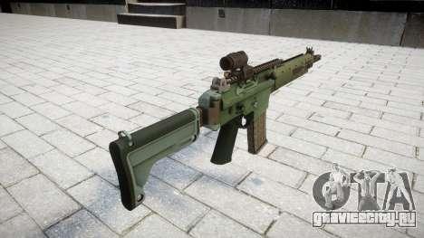 Автоматический карабин Ak5C target для GTA 4 второй скриншот