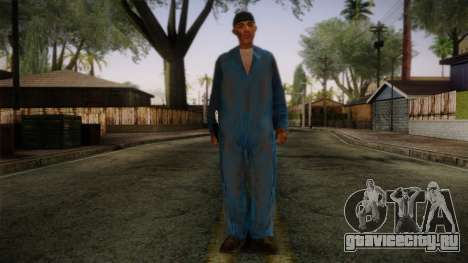 Gedimas Wmymech Skin HD для GTA San Andreas