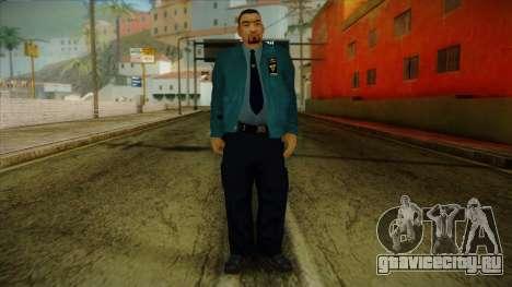 GTA 4 Emergency Ped 2 для GTA San Andreas