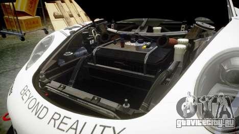 RUF RGT-8 GT3 [RIV] Project CARS для GTA 4 вид изнутри