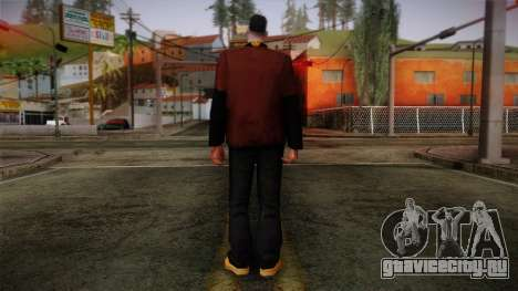 GTA San Andreas Beta Skin 16 для GTA San Andreas второй скриншот